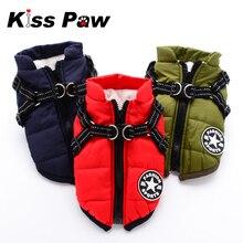 Водонепроницаемая теплая зимняя одежда для собак, куртка для собак Samll, жилетка для собак, пуховое пальто для щенков, для собак, одежда для чихуахуа