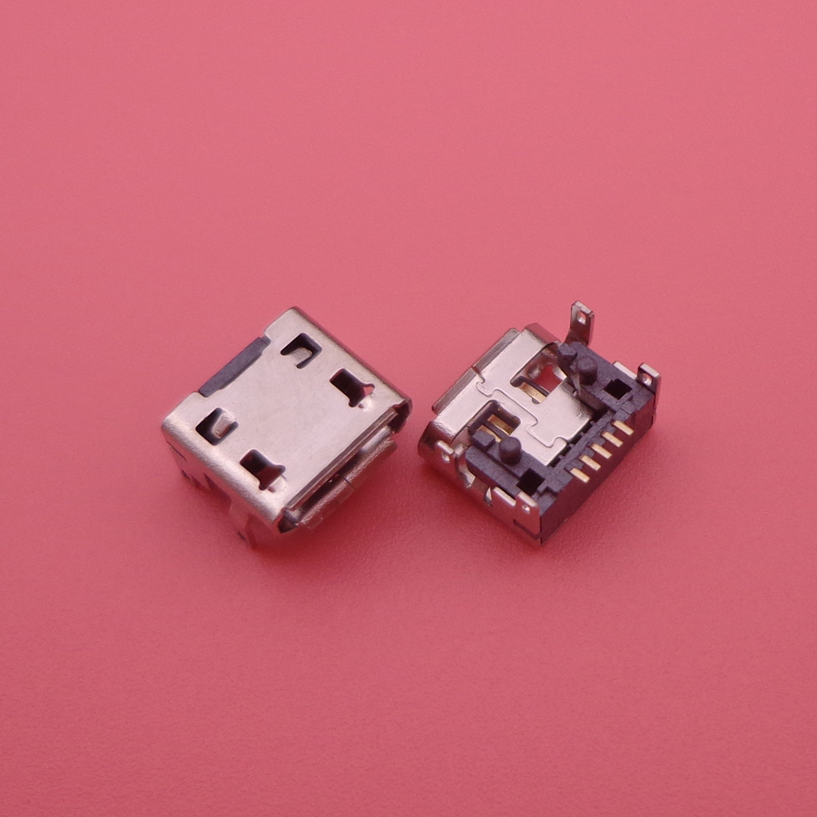 100pcs For <font><b>JBL</b></font> Flip 2 Flip <font><b>3</b></font> Bluetooth <font><b>Speaker</b></font> Micro MINI USB jack socket connector replacement <font><b>repair</b></font> parts <font><b>Charging</b></font> Port image