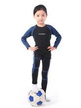 Термальность флисовое нательное бельё детская спортивная одежда