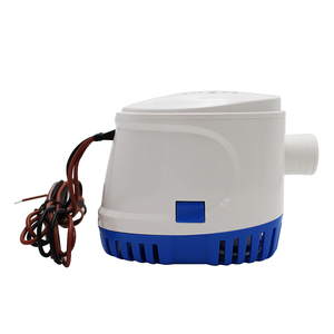 Image 3 - Automatic Boat Bilge Pump DC 12V 24V 600GPH 750GPH 1100GPH Submersible Electric Water Pump Small Mini For Boat