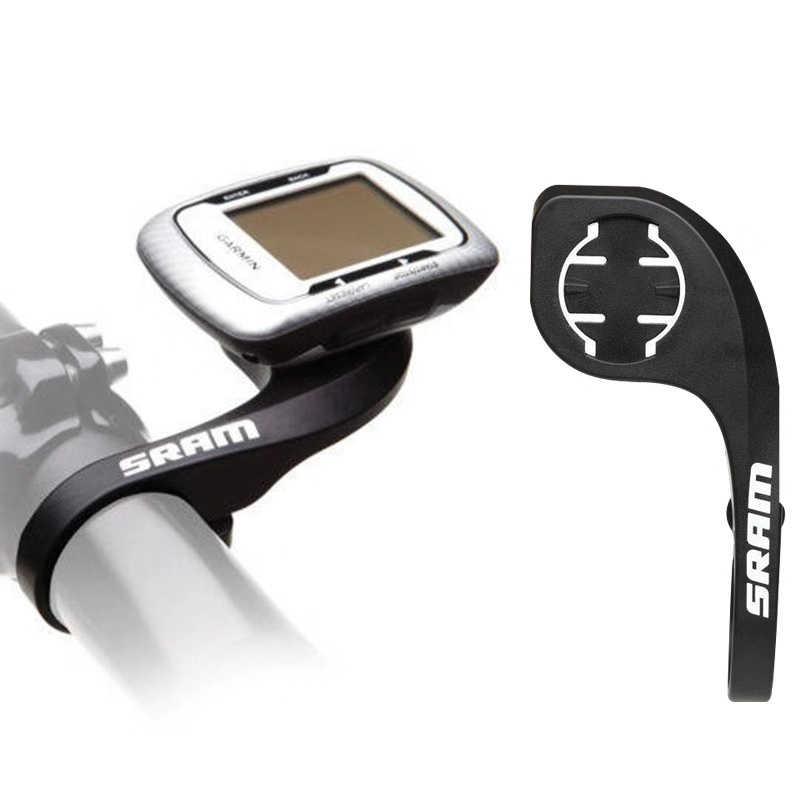 Sepeda Garmin Komputer Mount Pemegang GPS Sepeda Stopwatch Mount Pemegang untuk Garmin EDGE 200 520 820 1000 810 Bryton Madara 20 30 40