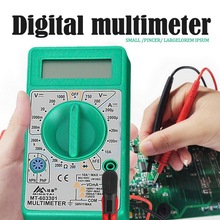 1Pc Hohe Präzision Handheld Digital Multimeter AC/DC Voltage Clamp Meter Elektrische Tester Amperemeter Voltmeter für Elektriker