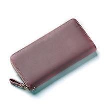 Famoso diseñador de la marca de lujo cartera bolso de mano de noche bolso de mujer dama dinero moneda cartera dama-002