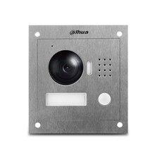 Dahua-Estación exterior de Villa IP de 2 cables, VTO2000A-2-S1 original, 2,8mm, alarma de Audio de dos vías, entrada/salida, control de 2 puertas