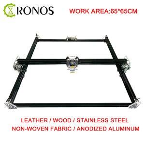 65*65cm Mini 0.5W-15W CNC Lase