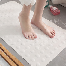 Environmentally friendly rubber star hotel non-slip mats household bathroom toilet shower bath