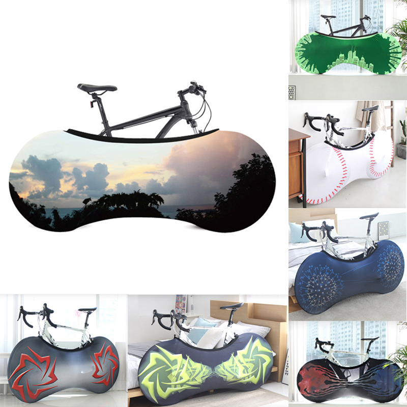 MTB Bicycle Dust Cover Bicycle Protective Equipment Scratch-proof Protector For Tires Of 20-27.5 Inches Or 22-29inches