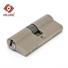 HILUKE 70mm New desigh European standard lock cylinder security door copper alloy core hardware E70.5C