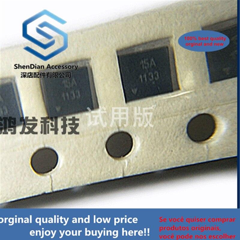 5pcs 100% Orginal New BGS15AN16 Antenna Switch RF Switch IC SMD QFN TSNP-16