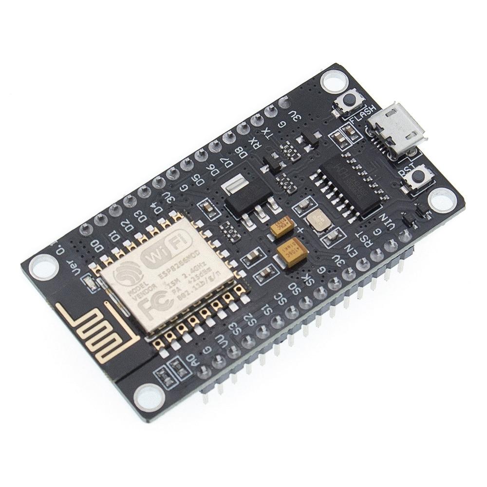 Беспроводной модуль CH340/CP2102 NodeMcu V3 V2 Lua wifi Интернет вещей макетная плата на основе ESP8266 ESP-12E с pcb антенной