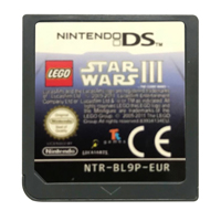 DS Video Game Cartridge Console Card Star Wars Episode III For Nintendo DS 1