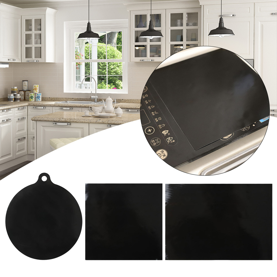 Silicone Cooker Mat Induction Heat Insulated Cooker Pad for Home Kitchen Tools