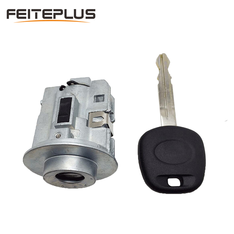 Ignition Switch Lock Cylinder For <font><b>Toyota</b></font> Camry Reiz Crown RAV4 For Tacoma 1995-2003 For <font><b>4Runner</b></font> 1996-2002 With Key 6905735070 image