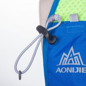 Image 5 - AONIJIE 10L Laufende Trink Pack Rucksack Tasche Weste Mit Wasser Blase Wandern Marathon Rennen Trail Sport