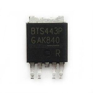 Image 1 - 10 قطعة/الوحدة BTS443P TO252 BTS443 إلى 252 SMD في الأسهم