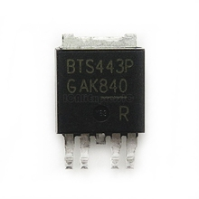 10pcs/lot BTS443P TO252 BTS443 TO 252 SMD In Stock