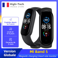 Xiaomi Mi Band 5 Bracelet intelligent fréquence cardiaque Fitness Tracker 1.1
