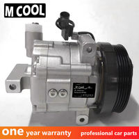 New DKV11G AC Compressor For Mitsubishi Pajero IO 1.8 4G93 1999 2007 5PK R134a 506221 2872 5062212872 MR315497 MR315377
