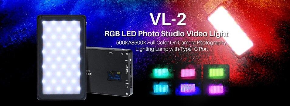 Vijim VL 1 mini led luz de