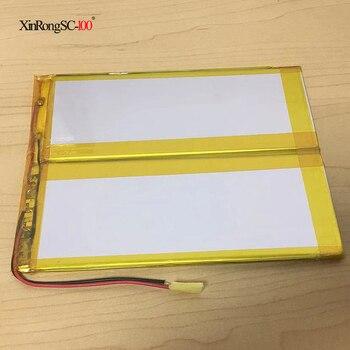 Batería Universal para CHUWI Hi12 tableta de polímero de litio batería recargable Paquete de reemplazo 3,7 V 10000mAh