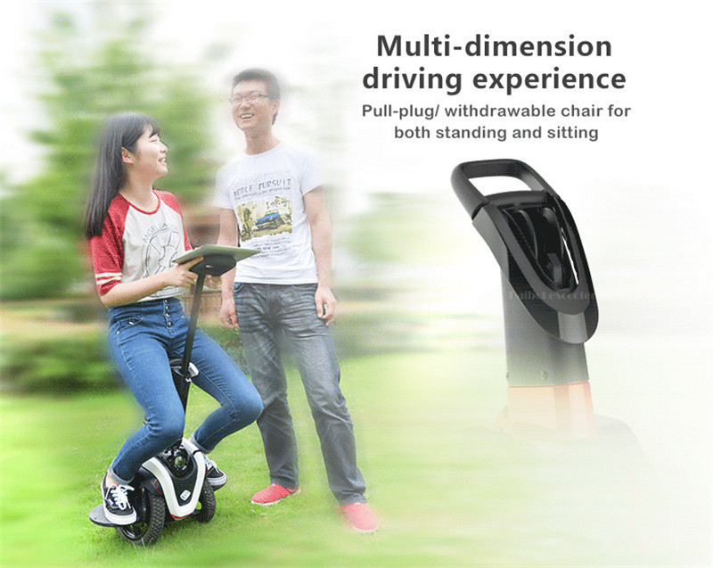 I-ROBOT-GO Electric Scooter Adults Two Wheel Self Balancing Scooters 48V 1200W Powerful Electric Scooter With SeatAPP  (10)