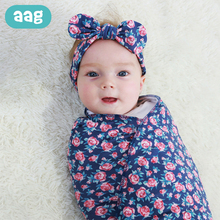 Get more info on the AAG Baby Sleeping Bag Swaddle Blanket Newborns Envelope for Discharge Diaper Cocoon for Newborn Maternity Hospital Discharge Kit