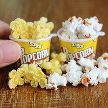 Toy-Accessories Pullip Kithcen Kawaii Miniature Dollhouse Popcorn Play Barbies for BJD