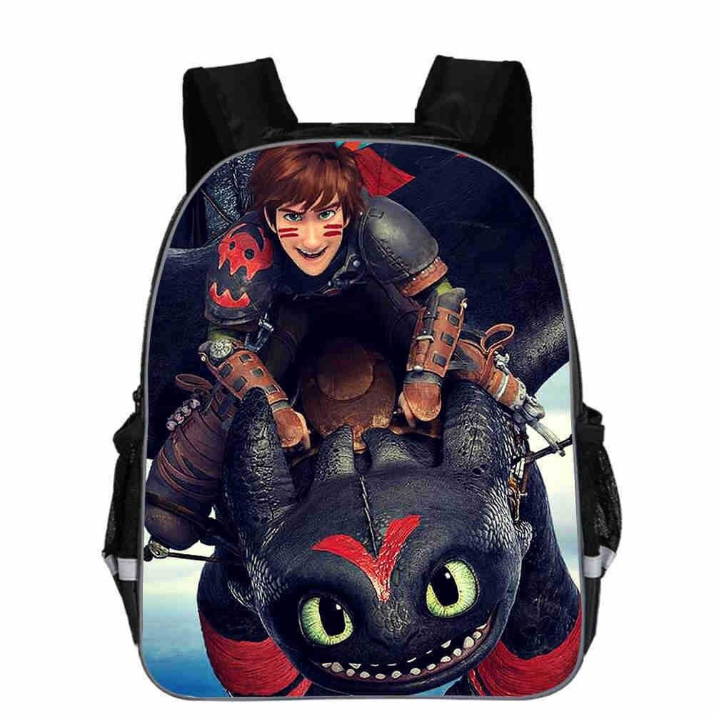 13 18 дюймов Детский рюкзак, Как приручить дракона, детские школьные рюкзаки для мальчиков, ортопедический Детский рюкзак для мальчиков, ранец для книг|Рюкзаки| | АлиЭкспресс