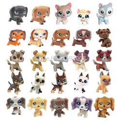 pet shop lps toys литл пет шоп игрушки собаки лпс игрушек оригинал собака колли догов такса кокер-спаниель редкие старая колекция рождения Подарок
