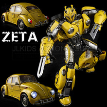 Transformation Collection-Toys Action-Figure Zeta Pioneer-Series Light with Bee-Zv-01