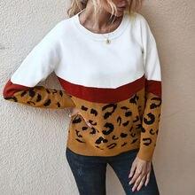 Сезон осень зима; 2020 модный Леопардовый принт; Лоскутная работа