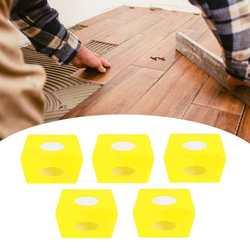 200Pcs Diy Tegel Leveler Systeem Kit Vloer Muur Keramische Tegels Bestrating Gereedschap Building Supply Gele Kleur