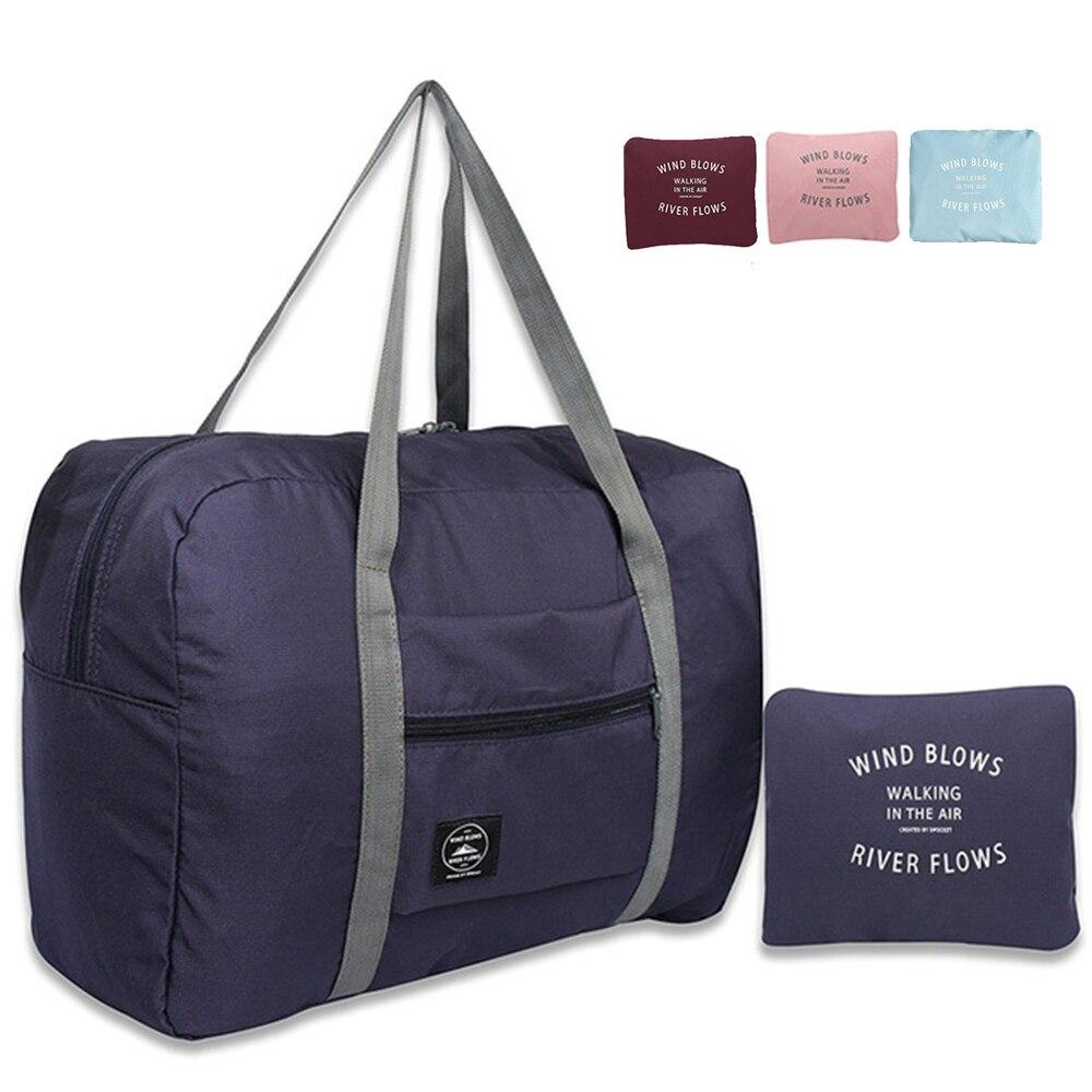 Travel Duffels Air Baloon Pattern Duffle Bag Luggage Sports Gym for Women /& Men