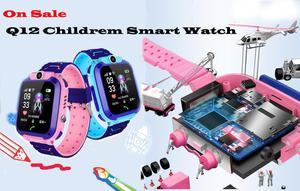 Image 5 - Enfants GPS montre intelligente garçons montre fille montre multifonction enfants numérique montre bracelet bébé montre téléphone pour IOS Android enfants