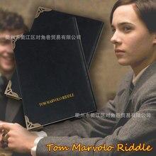 Tom Riddle Diary Potters Lord Voldemort Horcrux Wizard Студенческая Детская Коллекция подарков на день рождения