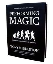 Спектакль magic от tony middleton