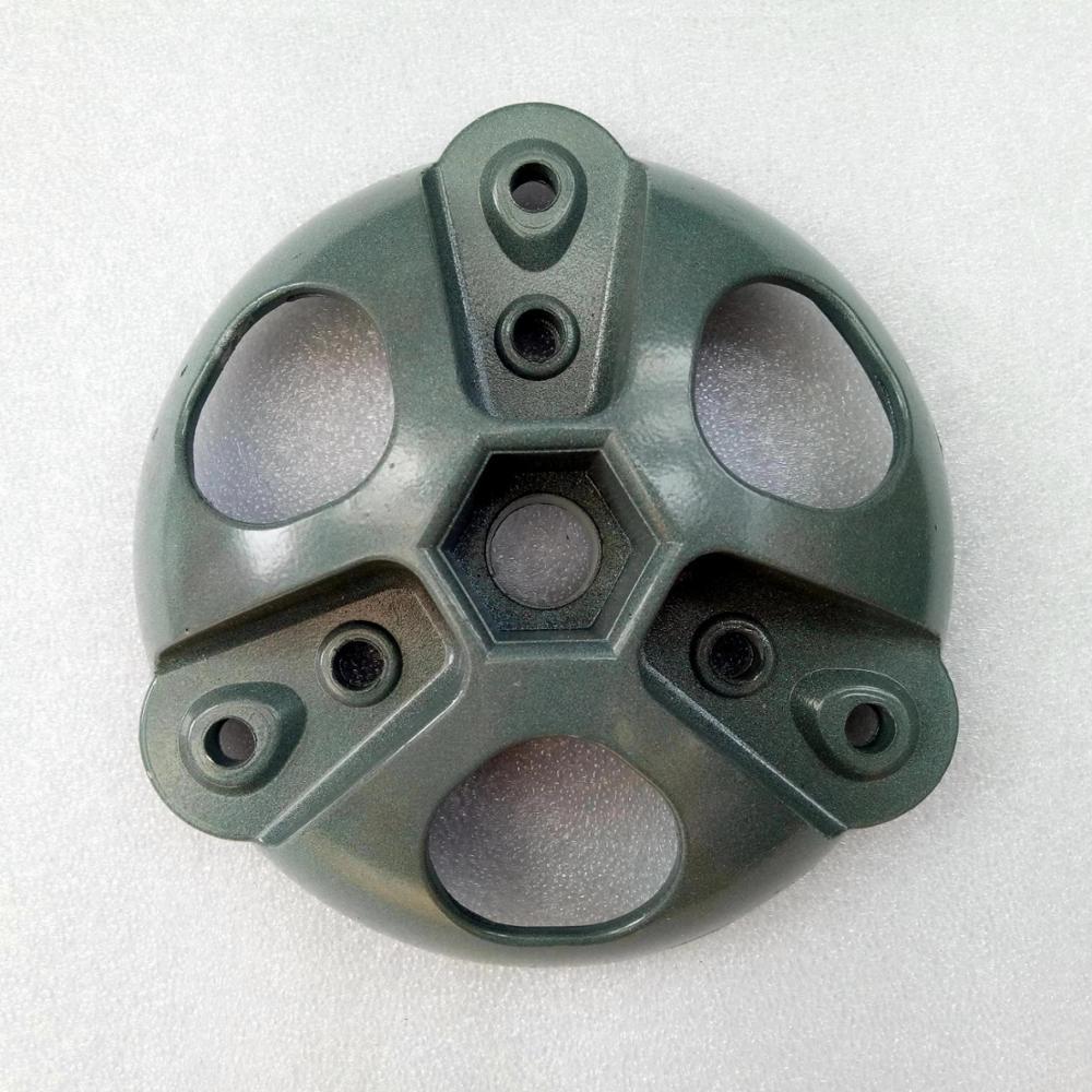 3 5 6 fixadores do tampao do cubo das laminas das aletas gerador do cubo da
