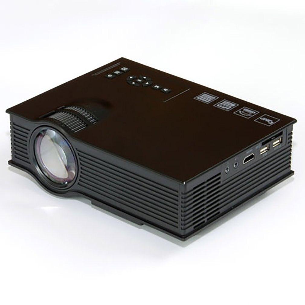 T41 projecteur de cinéma maison Portable mini projecteur LED de Projection HD