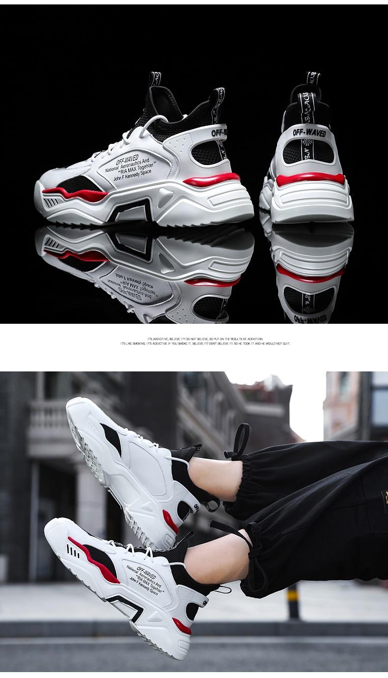 H9c8ff124c35d4c8ba0a535d308be2d932 Men's Casual Shoes Winter Sneakers Men Masculino Adulto Autumn Breathable Fashion Snerkers Men Trend Zapatillas Hombre Flat New