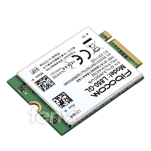 Image 3 - 4G LTEโมดูลไร้สายFibocom L850 GL M.2 การ์ดFRU 01AX792 Lenovo ThinkPad X1 คาร์บอนGen6 X280 T580 T480s L480 x1 โยคะGen 3