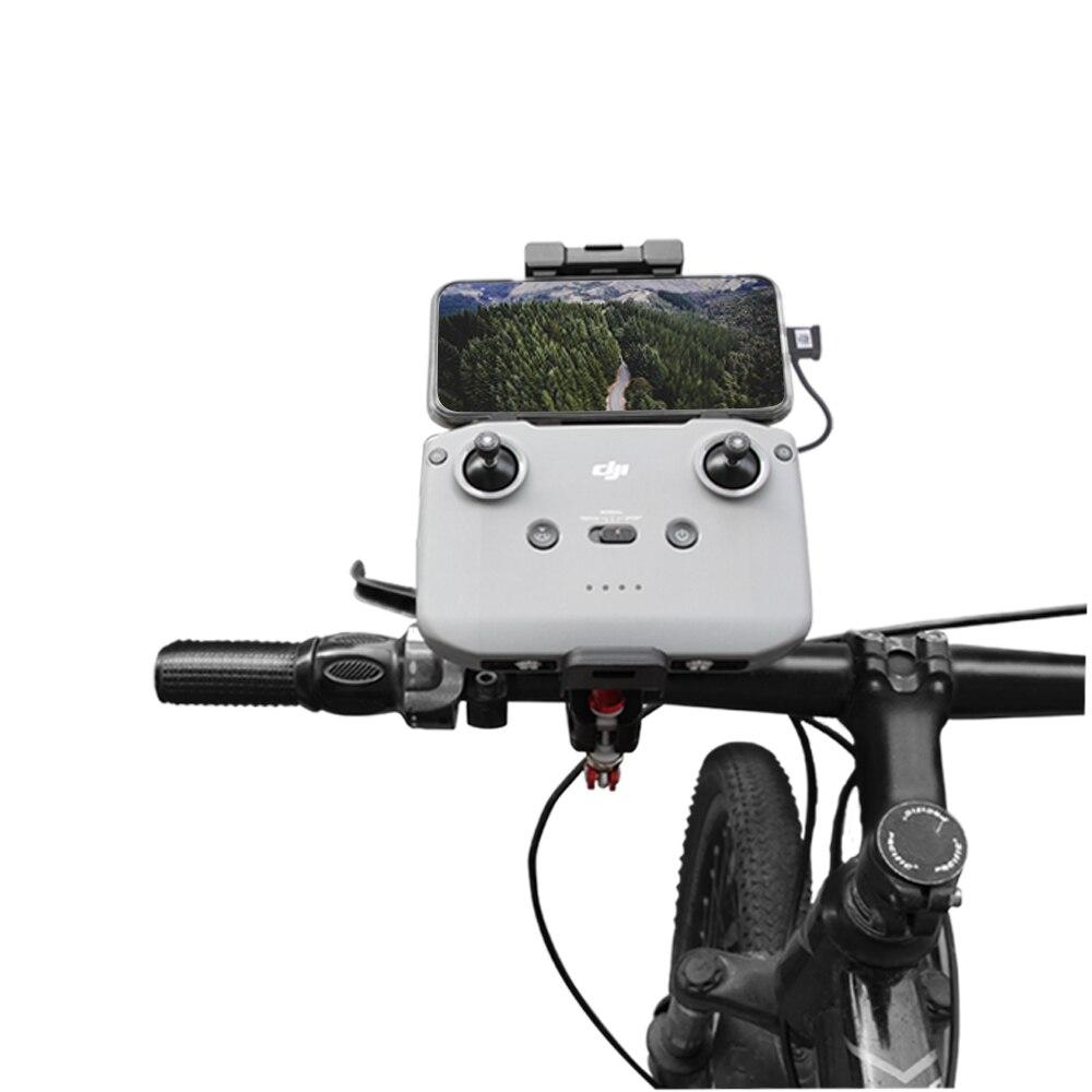 Mavic ar 2 titular do controlador remoto bicicleta seguinte tiro suporte de montagem para dji mavic ar 2