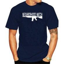 Neighborhood Watch shirt gym ruger sig sauer guns ar15 tactical springfield colt