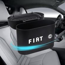 Storage-Box Interior-Organizer Garbage-Holder Brav Rubbish Car-Trash Universal Fiat Portable