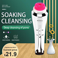 4 in1 электрическая Очищающая щетка для лица с автоматическим вращением разминающий массаж глубокий удалите угри акне уход за кожей лица чис...