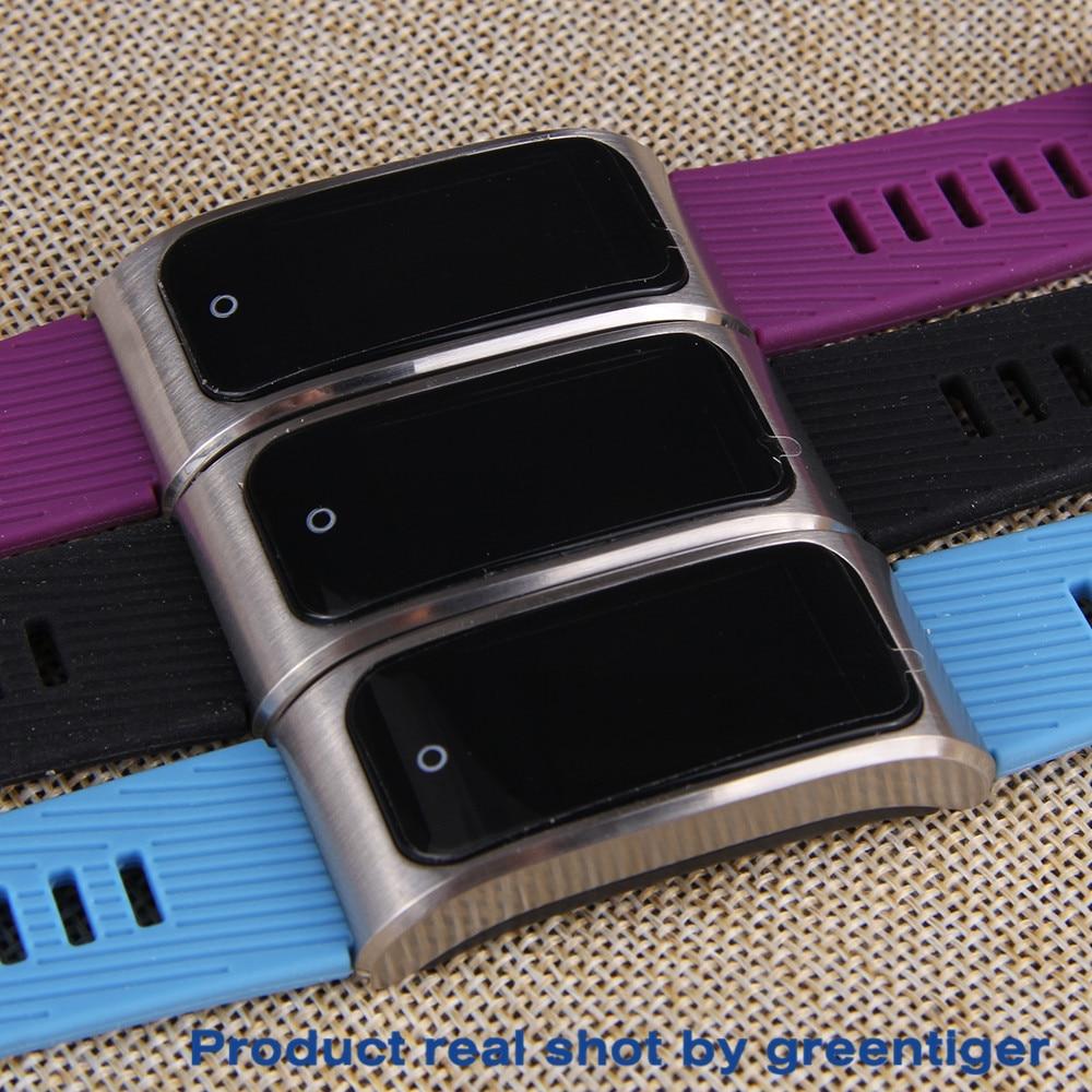 H9c90f754040f4824abacd4f810eb8e7cS Greentiger AK12 Smart bracelet Men Women IP68 Waterproof Blood Pressure menstrual cycle monitor Fitness Tracker Smart band