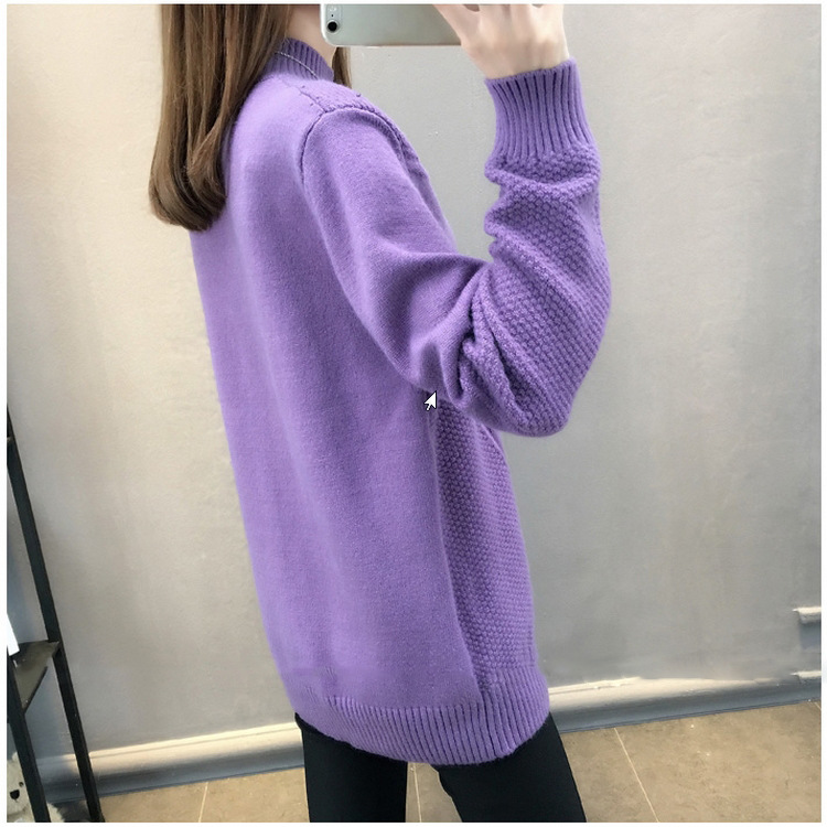 Hoodies Sweatshirt/ Autumn Winter Lavender,Gentle Pastel Flowers,Sweatshirts for Women