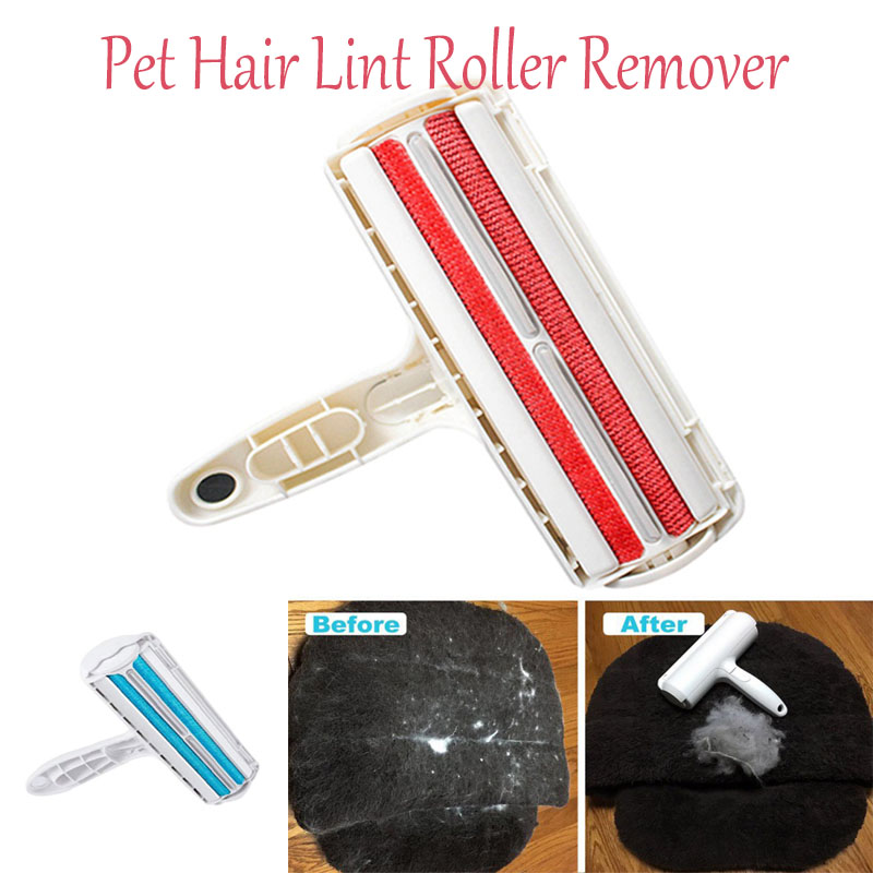 Pet Hair Lint Roller Remover Dog Cat