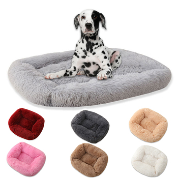 Rectangle Dog Bed  1