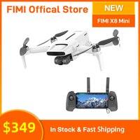 FIMI X8 Mini Kamera Drone 250g-class drohnen 8km 4k professional mini drone Quadcopter mit kamera gps fernbedienung hubschrauber