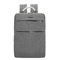 Fashion Men Backpack Multi functional Laptop Backpack Outdoor Aluminum Ring Backpack Business Backpack Customizable Logo